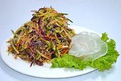 Как приготовить салат Харбин: Оригинальный рецепт (видео)