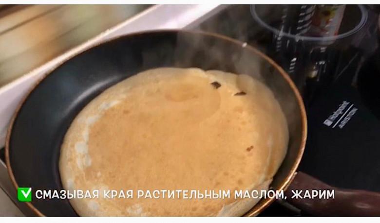 Рецепт приготовления блинов на Масленицу фото 10