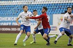 Хабаровский СКА минимально обыграл «Факел» в матче ФНЛ
