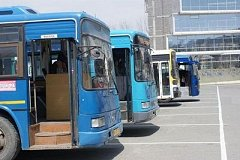 В Хабаровске изменится время работы маршрута № 14-1