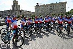 В Хабаровск заедут участники международного велопробега «Санкт-Петербург – Владивосток»