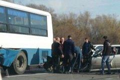 Результат жесткого ДТП под Хабаровском: один погиб, двое в реанимации
