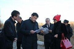 Глава Хабаровского района провел встречу с дольщиками