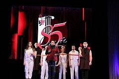 В Хабаровском крае торжественно открыли Год театра