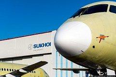 США заблокировали поставку комсомольских Superjet 100 в Иран