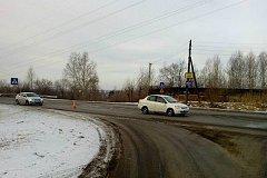 """Автолюбительница сбила пенсионера на """"зебре"""" в Хабаровске"""