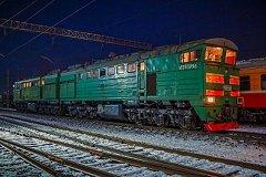 В Комсомольске украла 69 тонн дизельного топлива с тепловозов