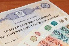 Как материнский капитал помогает жителям Хабаровского края