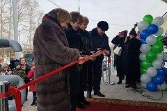 В селе Шереметьево Вяземского района открыли новый дом культуры