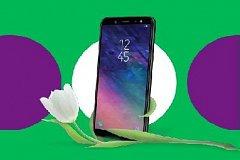 Мегафон меняет любой старый телефон на новый Samsung по программе Treid-In