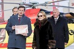 Хабаровский край стал участником проекта «Национальная служба санитарной авиации»