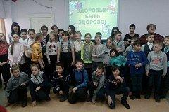 В Хабаровске прошло мероприятие по пропаганде здорового образа жизни