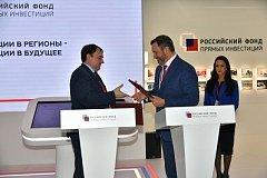 Правительство Хабаровского края будет сотрудничать с Российским фондом прямых инвестиций