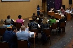Студенты проявили большой интерес к профессии судебного пристава в Хабаровске