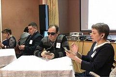 «МегаФон» поддержал незрячих пользователей смартфонов в Комсомольске