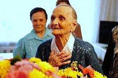 Хабаровчанка отметила свой 105 День рождения