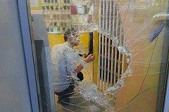 Ночной воришка обчистил павильон сотовой связи в Хабаровске