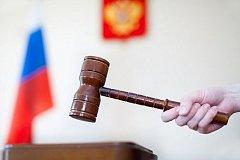 Жителя Хабаровского края осудили за насилие над полицейским