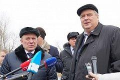 Мэр Хабаровска подверг критике строительство парка имени Гастелло