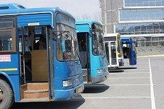 Пассажирский транспорт в Хабаровском крае изношен на 80%