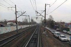 Полоса отвода железной дороги стала заметно чище в Хабаровске
