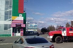 """ТЦ """"Южный парк"""" в Хабаровске эвакуировали из-за сообщений о бомбе"""