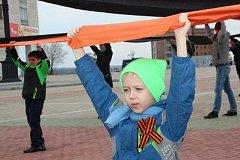 В Хабаровске стартует акция «Георгиевская ленточка»