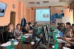 АРЧК ДВ рассказало о направлениях профориентационной работы на семинаре в Хабаровске