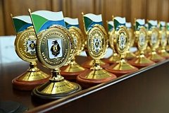 Лучших бизнесменов края наградили в Хабаровске