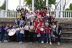 Традиционный фестиваль добровольческих отрядов «Добрые сердцем» прошел в парке Северный