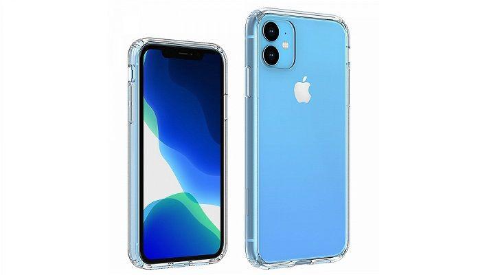 Появились качественные изображения iPhone XR 2019 фото 2