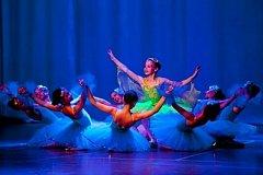 Хабаровские балерины произвели фурор в китайском Хэгане