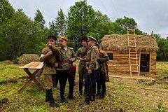 Грандиозная реконструкция боев гражданской войны проходит под Хабаровском