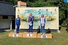 Хабаровчанка взяла бронзу на Чемпионате Европы по пулевой стрельбе