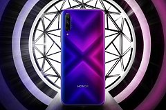Компания Huawei опубликовала тизер Honor 9X