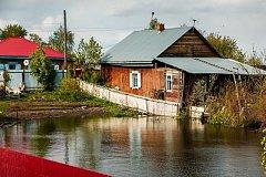 Нанайский район Хабаровского края начало топить