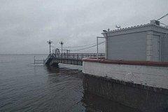 Еще одна волна паводка приближается к Хабаровску