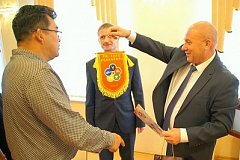 Хабаровск и провинция Хэйлунцзян (КНР) будут развивать спортивные связи