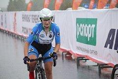 Хабаровчанка завоевала бронзу Кубка России по велоспорту