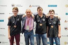 Сборная Хабаровского края завоевала серебряные награды на Кубке по го