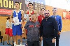 Боксеры из Хабаровского края завоевали первое командное место на Чемпионате ДФО