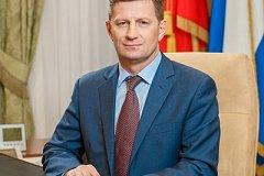 Сергей Фургал поздравил работников дорожного хозяйства с профессиональным праздником