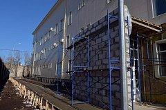 Новую станцию скорой помощи в Комсомольске сдадут в конце года