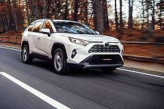 Toyota RAV4 пятого поколения получил существенные изменения