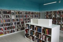 В Хабаровском крае открылась первая модельная библиотека
