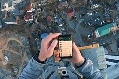 Хабаровчанин спрыгнул с самой высокой новостройки Владивостока (видео)
