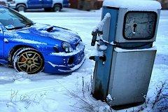 Неделями отсутствует моторное топливо в поселке в Хабаровском крае