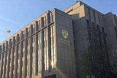 Совфед рассмотрит вопрос о прекращении полномочий сенатора от Хабаровского края Приятнова