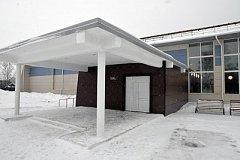 Дом культуры открыли в Комсомольском районе