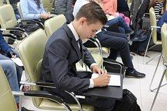 Школьники Хабаровского края отправятся на слет будущих предпринимателей